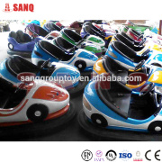 Indoor play centre equipment Bumper Car For Sale