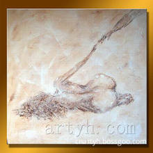 Sex Nude Women Oil Painting for Home Decor
