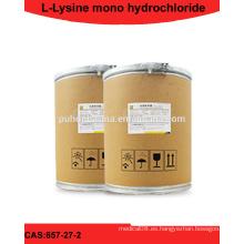 L - Lysine monoclorhidrato en polvo con AJI92 USP24 EP6 GB2009