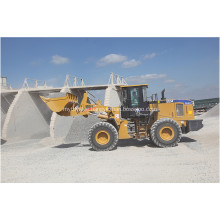SEM658C 5tons Wheel Loaders Road Building Construction