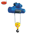 1 ton wire rope electric hoist engine crane