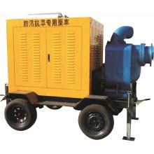 Mobile Dieselmotor-Entwässerungspumpe