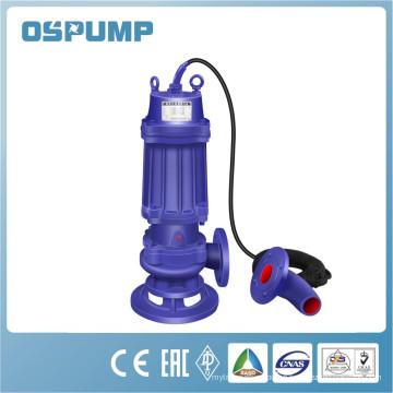 Sewage treatment submersible pumps