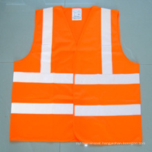 High Visibility Reflective Waistcoat for Outdoor Safety Working