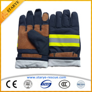 Safety Protective High Voltage Insulating Fire Protect Gloves