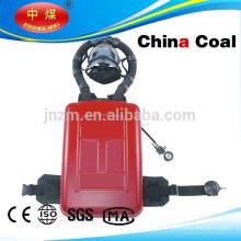 Respirador químico HYZ4, oxigênio isolado de pressão positiva