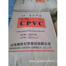 CPVC Resin For Fire Pipe And Fitting