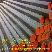 manufacturer of seamless steel pipe API 5L GR.B PIPE seamless hot dip galvanized steel pipe