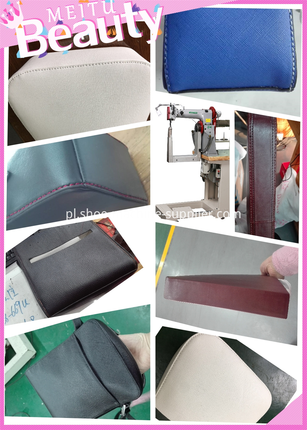 Bag Cutting And Sewing Machine