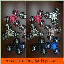 Shineme alta calidad nuevos diseños Fidget Spinner Hand Spinner Smhf530z23