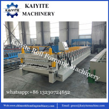 Automatic Double Layer Metal Sheet Roof Rolling Machine