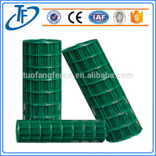 Factory direct sale high quality low price pvc coted welded wire mesh