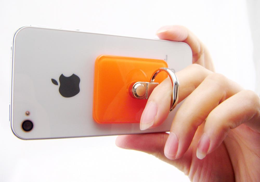Mobile Phone Protection Bracket