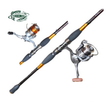 Boa Qualidade Fiação De Pesca Reel Combo Combo De Haste De Pesca