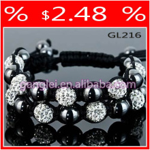 high quality bracelet shamballa