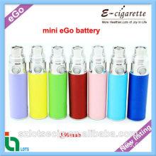 2014 New Design Smart Colorful Batteries Pens Mod Ecig EGO Go T Series 350 mAh Hot Sale at Marketing Theme Park Popular Displaying