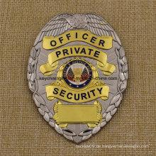 Qualität Kundenspezifischer Sicherheits-Abzeichen-Halter