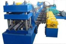 Custom 3 - 4mm 16KW Guardrail Roll Forming Forming Machine