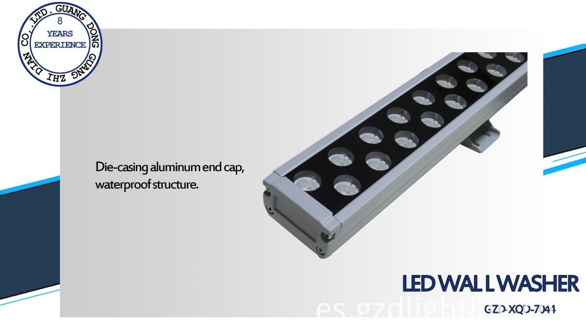 outdoor led wall washers