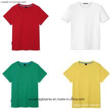 T-shirt coloridos baratos feitos sob encomenda 2016 quentes