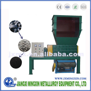 Quattro Shaft Crusher / Shredder, Tire Shredder