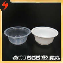 Special 400ml PP microwavable disposable plastic soup container