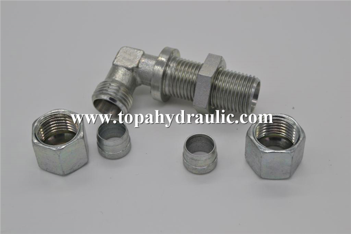 voss custom hydraulic system jic hose fittings