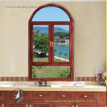 Wasserdichtes u. Schalldichtes Aluminiumfensterfenster für Villa u. Haus, mit dekorativem