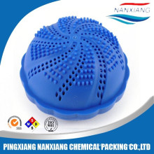 Super Wash Ball by BioCera, Laundry without detergent for 1000 loads Laundry Washing Machine Power Ball, Plastic Ball