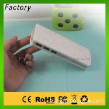 Long standby time power bank with A grade lithium polymer and 3 ports