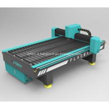 machine de découpage de plasma de commande numérique par ordinateur 1530