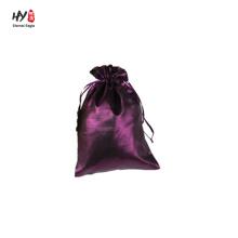 Saco de cetim requintado de alta qualidade com bom preço