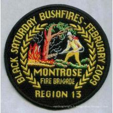 Badge de broderie, badge tissé personnalisé (GZHY-PATCH-011)