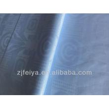 Новый Ребенок Синий Цвет Африканский Одежды Ткани Мягкий Хлопок Дамасской Shadda Базен Riche Гвинея Парчи С Духами