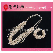 Collier de léopard en cristal de diamant de Shangdian