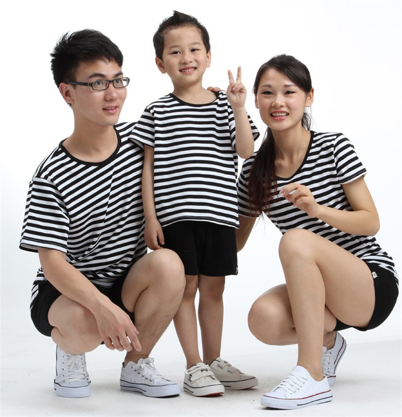 Striped Tee Shirt Womens