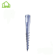 Earth ground screws anchor for sunshades