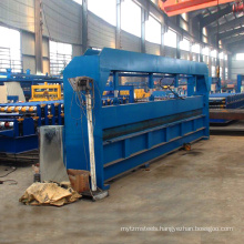 Hebei Xinnuo 2mm bending forming machine bending metal sheets machine sheet metal folding machines
