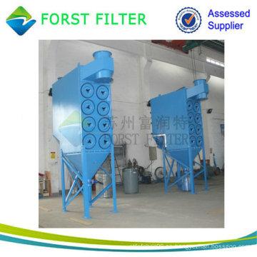 SFFX-X Filtro de Cartucho Sistema de Colector de Polvo