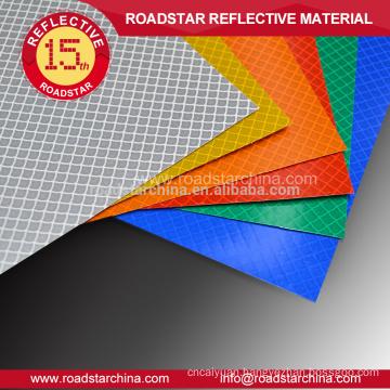 High Visibility Warning Reflective Sheeting For Sign Road