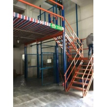 Industrial Mezzanine Floors Saving Space