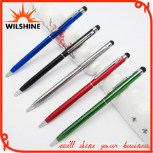 Slim Hotel Promotional Metal Stylus Ball Point Pen (IP016)