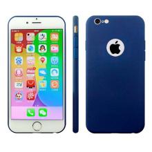 Caixa azul popular do iPhone 6 da cor