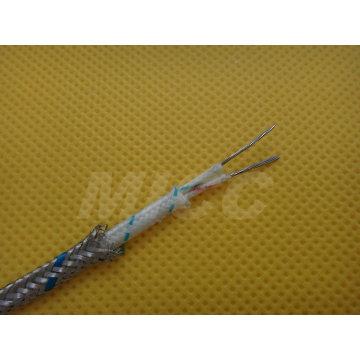 Удлинитель термопары типа JX используется-ФГ/ФГ/ССБ-7/0.2х2-Дин