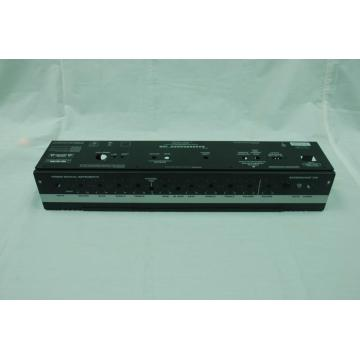Chassis dan Panel logam amplifier