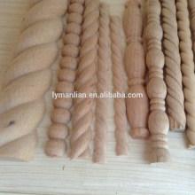 mão de madeira esculpir moldagem