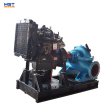 Mini diesel power water pump set