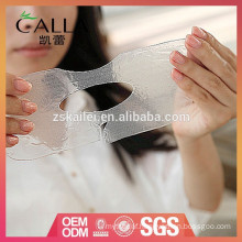 2016 most popular hydrogel mask oem with certificate