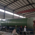 GRP frp pipe hydraulique pliable moule
