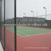 Chain Link Fencing Mesh Aperture: 1''~3'' or as you request